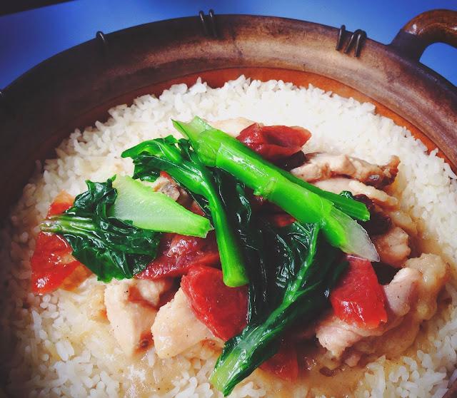 Yuan Fa Claypot Rice at Smith Street Chinatown Singapore