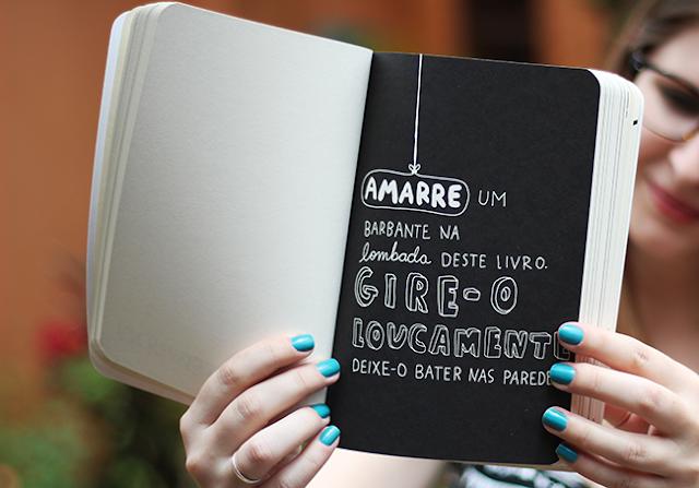Destrua esse diário