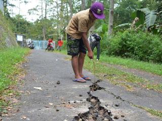 Gempa Bumi 25 Juli 2015 di Ciamis