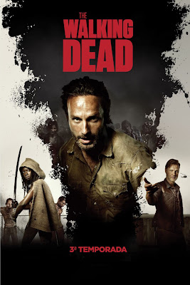 The Walking Dead - 3ª Temporada Completa - HDTV Legendado