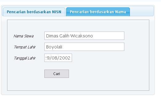 Cara mencari NISN Online SD, SMP, SMA