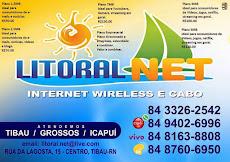 O seu provedor em Tibau e Região
