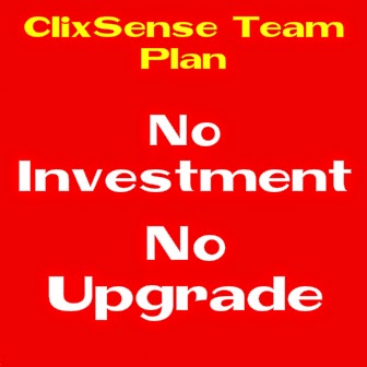 ClixSense Team Plan