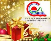 Aemco+Calpe+Feria+comercio+navidad+2011 Feria del Comercio con Ambiente Navideño del 03.  11.Diciembre en Calpe
