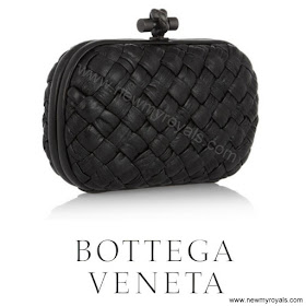 Princess Marie Style BOTTEGA  VENETA Knot Clutch JIMMY CHOO Pumps