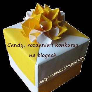 Candy i rozdania ;)