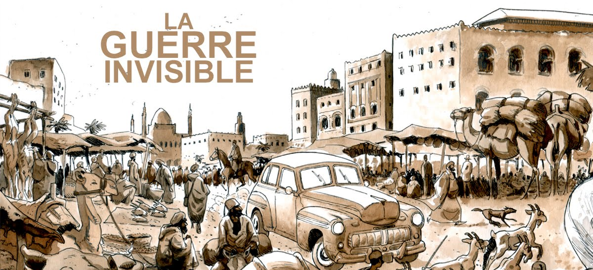 GUERRE INVISIBLE