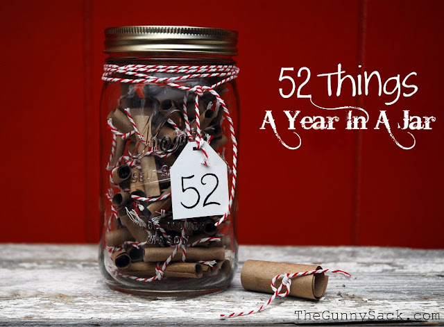 52 Things I Love About You Valentine's Day gift for husband