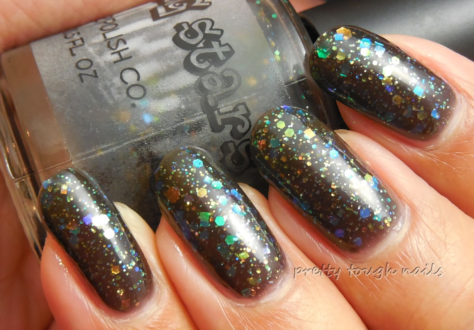 Piper Polish Seeings Stars Layering