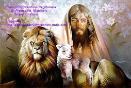 Web Site Comunidad Cristiana Vegetariana El Predicador Misionero