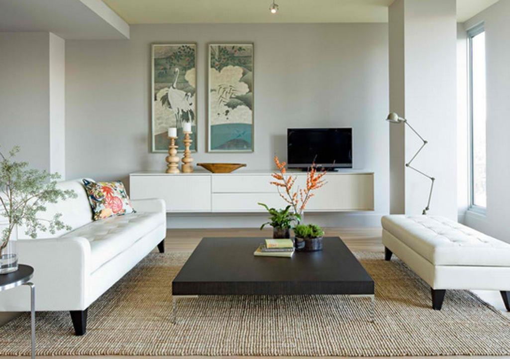 41 Gambar Desain Ruang Keluarga Minimalis Sederhana