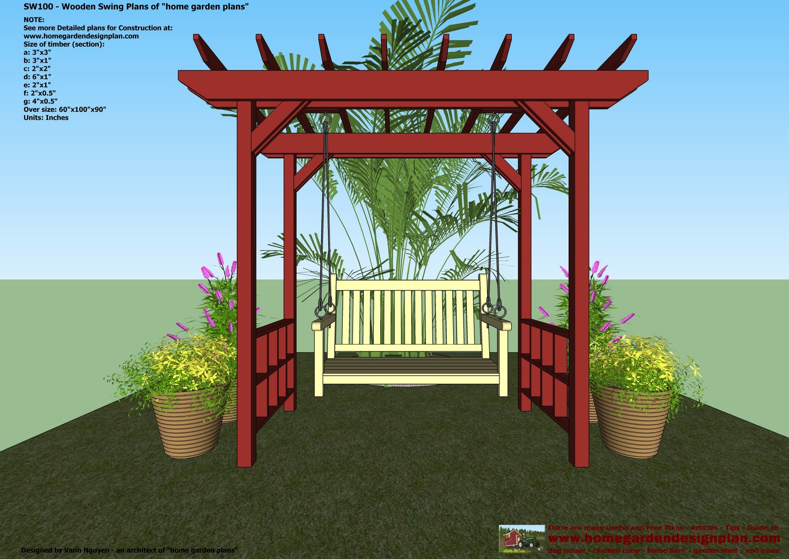 Rudy Easy Free Woodworking Plans Projects Patterns Garden