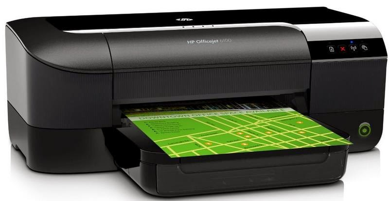 HP Officejet 6100