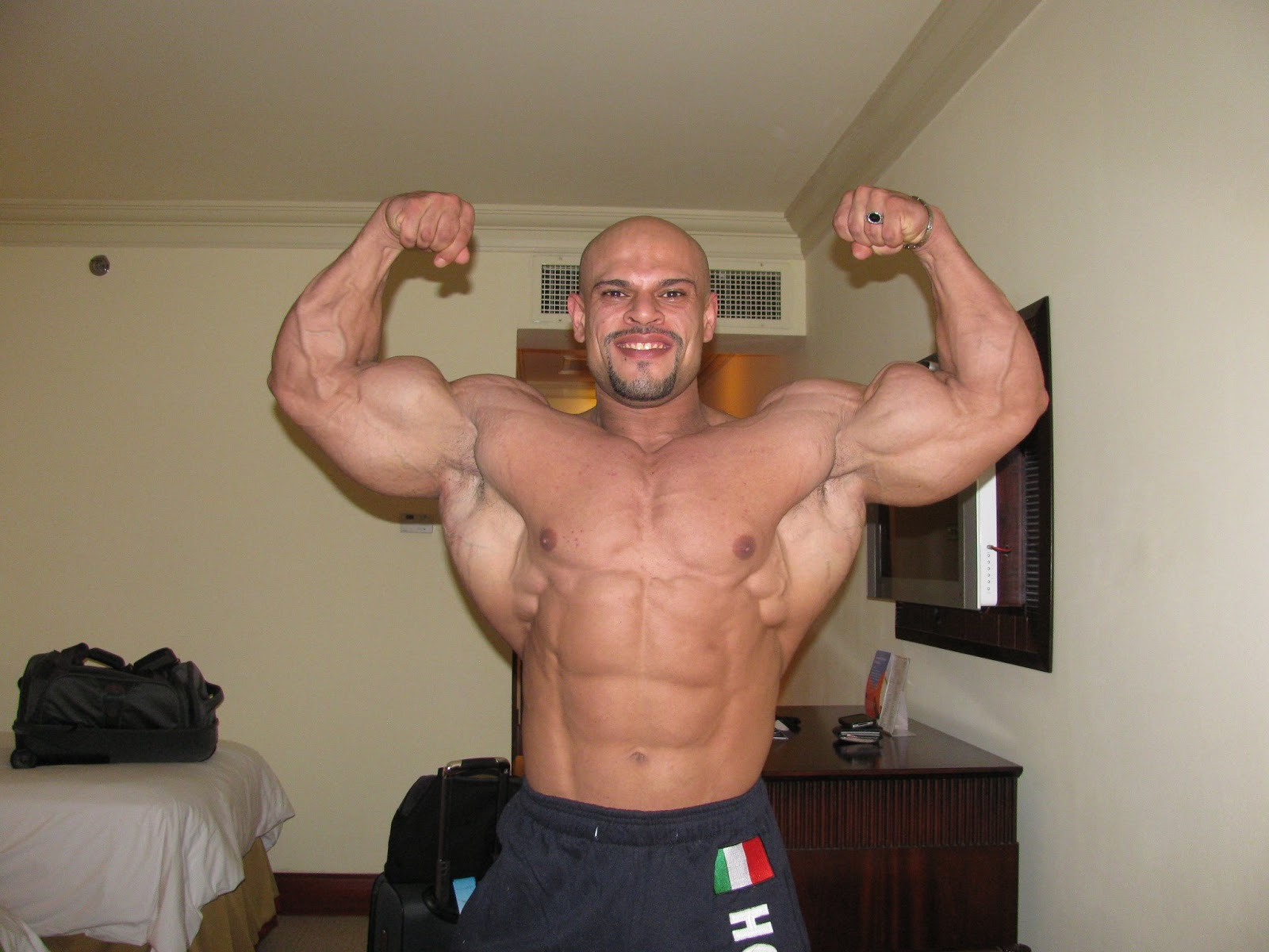 Muscle Lover Biceps Mania Part 2