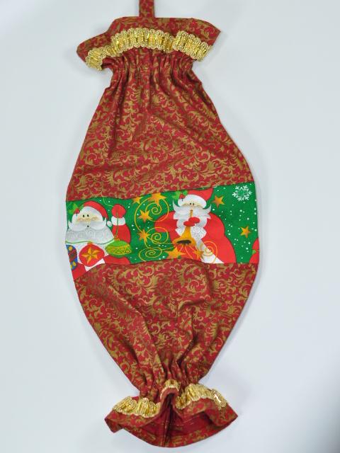puxa sacos natalino