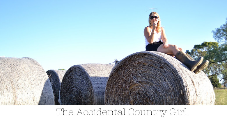 The Accidental Country Girl