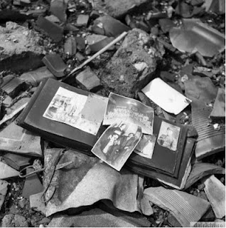 Foto-Foto Kota Hiroshima Dan Nagasaki Satu Bulan Setelah Bom Atom