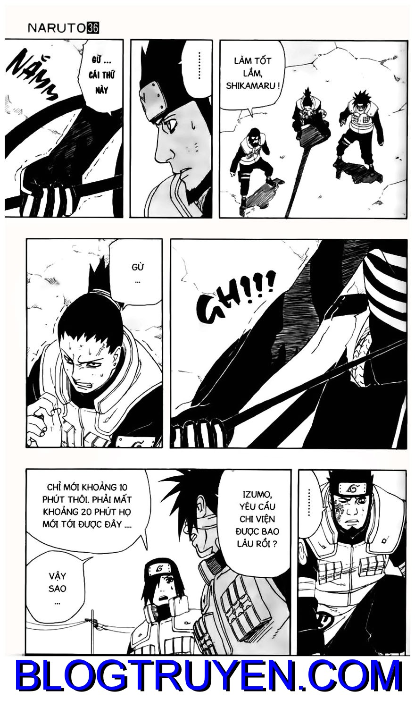 Naruto - Chapter 324 - Pic 11