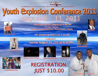YOUTH EXPLOSION at GENESIS BC
