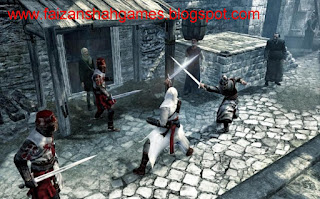 Assassin's creed 1 story