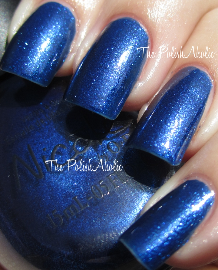 The PolishAholic: Nicole by OPI Kardashian Collection Swatches!