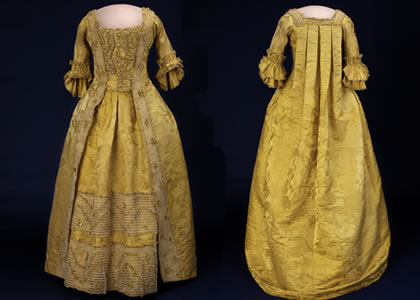 Colonial Quakers Dress