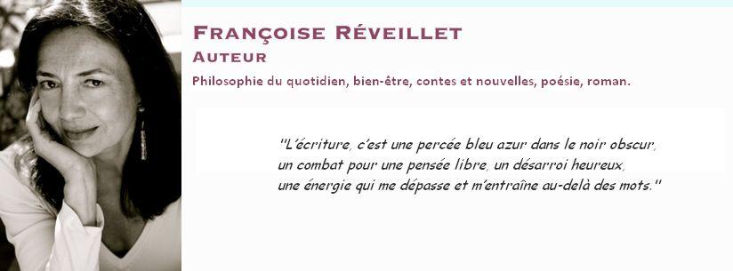 Françoise Réveillet, auteur de livres