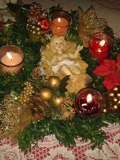 Ngeles amor noviembre 2015 - Como decorar la corona de adviento ...