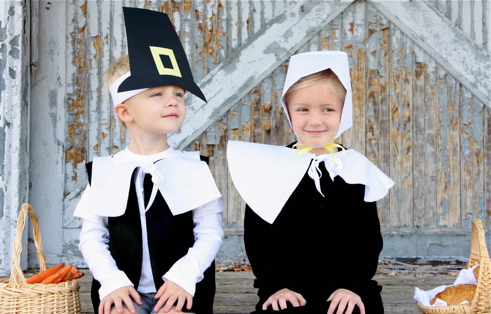 Pretend pilgrims made everyday pretend pilgrims solutioingenieria Image collections