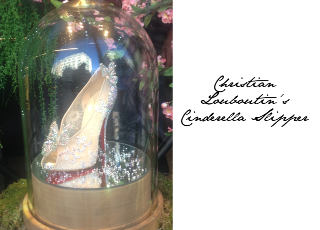 Disney Harrods Christian Louboutin
