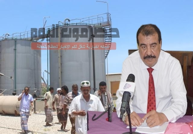 محافظ حضرموت يوقع اتفاقية توفيرالطاقة الكهربائية لمدينة الشحر