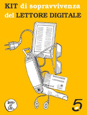 Kit di sopravvivenza del lettore digitale