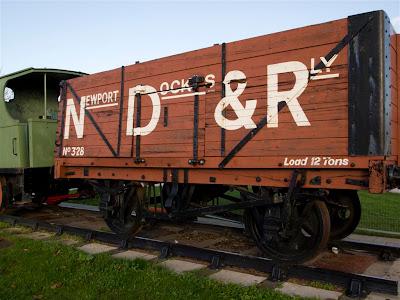 Ferrocarril Newport