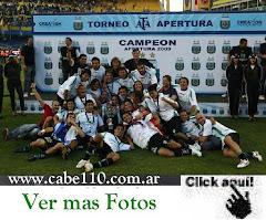 CAMPEÓN APERTURA 2009
