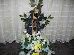 I Cavalgada Religiosa Com Nossa Senhora Aparecida.  Comunidade de Angicos