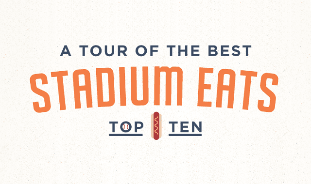 Image: A Tour of the Best Stadium Eats