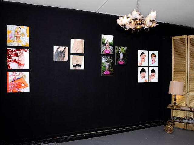 my wall//female pattern//Saloon su de coucou
