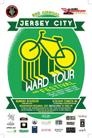 Jersey City 3rd Annual Bike Ward Tour