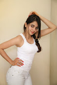 Sheena shahabadi Glam Pics in White Top-thumbnail-3