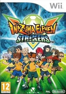 Inazuma Eleven Strikers   Nintendo Wii