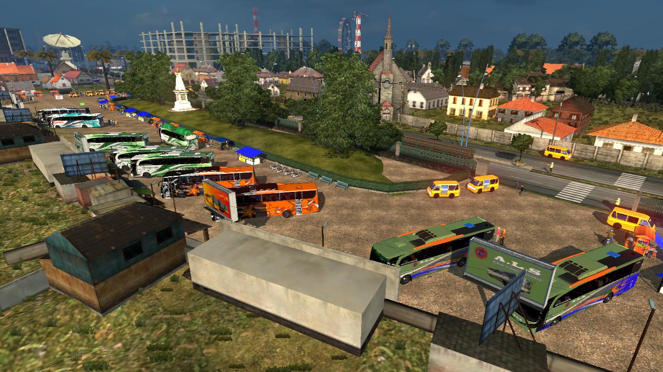 Kumpulan Mod Game Ets2 Rasa Indonesia Super Refreshing Euro Truck Simulator 2 V130 Dan Gratis Download Indonesiadownload Skin Trailer