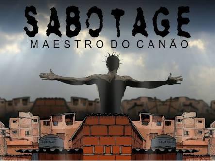 """Sabotage: O Documentário """"O Maestro do Canão"""" sera exibido na TV."""