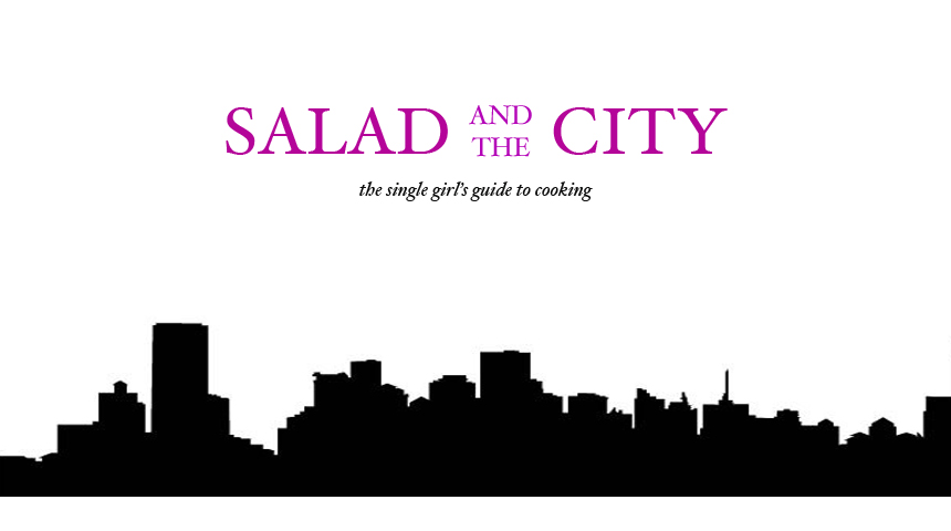Salad and the city