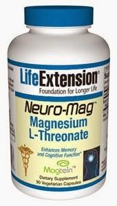 Suplementos magnesio
