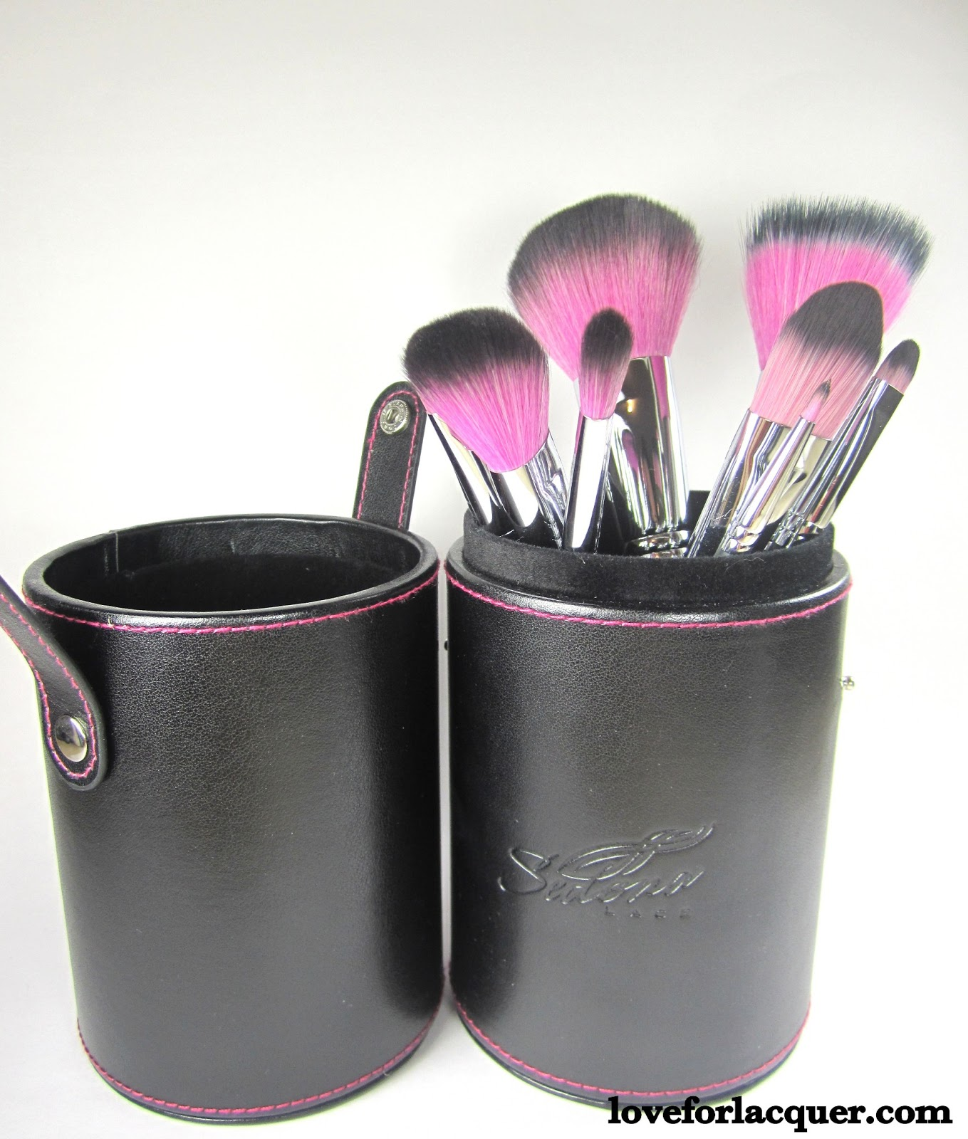 Sedona Lace 12 Piece Synthetic Makeup Brush Review + Discount Code!