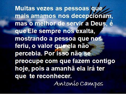 Antonio Campos Frases Inspiradas Pelo Espírito Santo