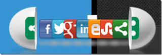 Social Sharing Buttons Widget For Blogger 2013
