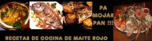 PA MOJAR PAN - PESCADOS Y MARISCOS