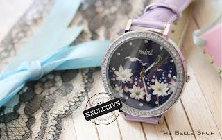 mini watch supplier mini grosir jam korea korean watch 3d watch original grosir jam miniature watch clay watch jam korea korean style grosir korean