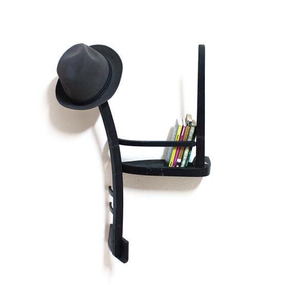 DESIGN FETISH The Half Chair – Chair Fetish